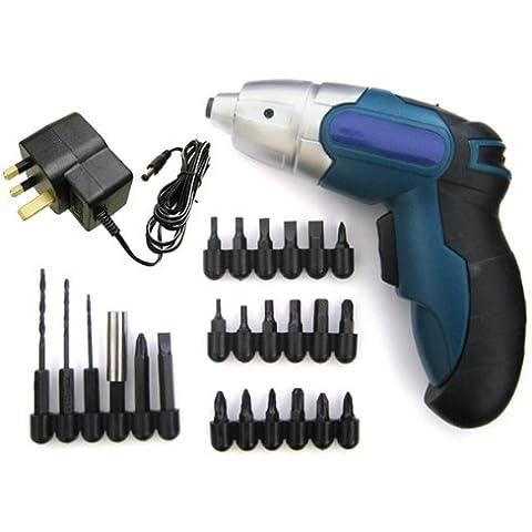 Marksman - Cacciavite elettrico senza fili 4,8 V