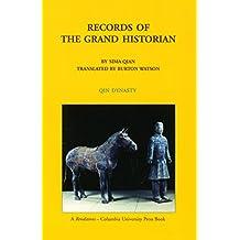 Records of the Grand Historian: Sima Qian