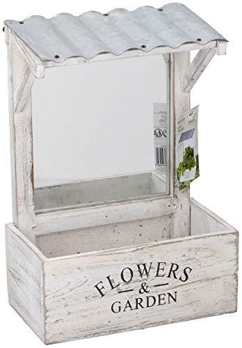 Seed Planter Flowers Garden Wachsen Sie Ihre Kräuter Pod Kit Hanging & Standing (Design 1) (Seed Pod Kit)