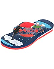 Trase Ryder Lightweight Soft Flip Flop Slippers for Girls Boys Kids (Also Available Combo Pack of 2 Footwear)
