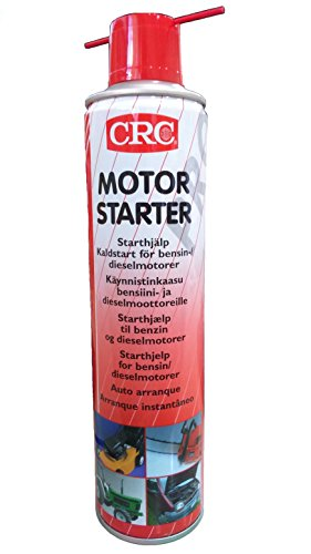 CRC 30639 - MOTOR STARTER  AUTOARRANQUE  AEROSOL  400 ML