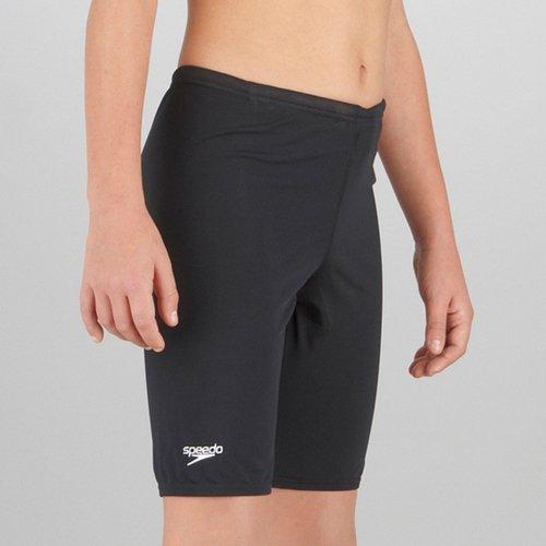 Speedo New Endurance Badehose Sporthose, schwarz/schwarz, 24