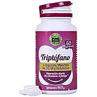 Triptófano para ayudar a conciliar un sueño profundo y controlar el estado de ánimo - Suplemento alimenticio de.