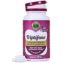 Triptófano para ayudar a conciliar un sueño profundo y controlar el estado de ánimo - Suplemento