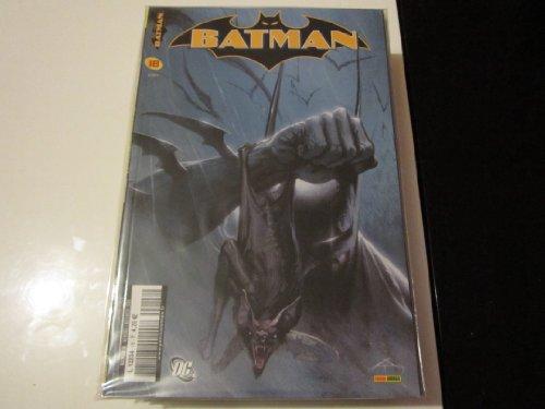 BATMAN 18 percer la carapace PANINI COMICS (nov 2006)