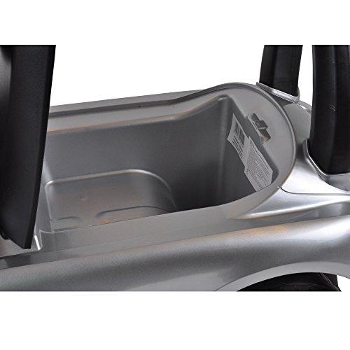 Mercedes-Benz SLS AMG Silber - 3