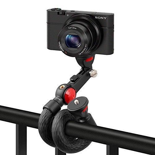 Fotopro Einbeinstativ GoPro, UFO Mogo GoPro Schwimmer Handgriff Monopod Pole Handy selfiestick für iPhone XS Max, Samsung Galaxy, Huawei, HTC, GoPro