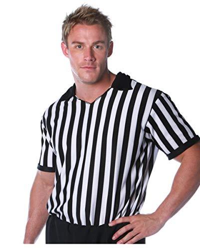Horror-Shop Schiedsrichter Shirt für Fasching One Size