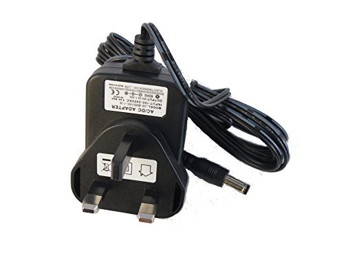 Price comparison product image Adaptors4U Roberts Sports DAB2 Radio 5V 500mA Mains AC-DC Adaptor Power Supply Charger UK