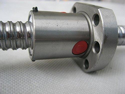 Ten-high Ballscrew Ball Screw 1605 16mm 400mm with nut