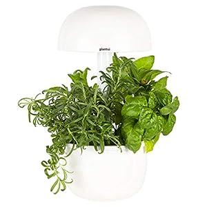 PLANTUI 3e Smart Garden Indoor Gardening for your Smart Home, White