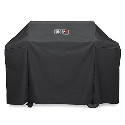 Weber Abdeckhaube Premium für Genesis 300 Serie, schwarz, 15.9 x 22.7 x 3.8 cm, 7134