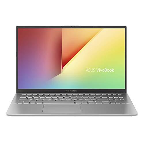 ASUS Vivobook S S512DA-EJ1099T PC Portable 15.6'' (AMD R7-3700U, RAM 12Go, HDD1 1To 54R, 256Go SSD PCIE, Windows 10) Clavier AZERTY Français