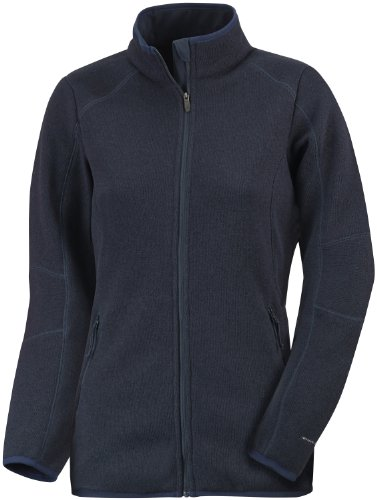 Columbia Damen Fleece Altitude Aspect II Full Zip, Abyss, L, AL2021 -