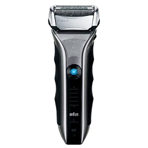 Braun Contour X Pro Rasierer Special Edition