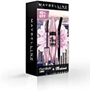 Maybelline New York Master Precise Curvitude Liner and Lash Sensational Mascara Set