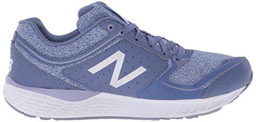 New Balance Damen Fitness Running Amortiguación Neutral Sport & Outdoorschuhe lila (PERSIAN PURPLE (519))