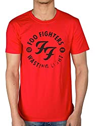 Offiziell FOO Fighters Wasting Light T-Shirt