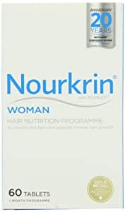 Nourkrin Woman 60 Tablets by Direct Beauty Products