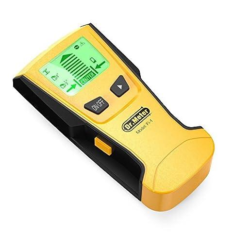 Dr.Meter F1-1 Pinne Finder mit Hintergrundbeleuchtung Stud Metall AC Wire