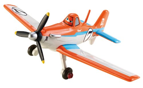 Mattel X9460 - Disney Planes Die-Cast Dusty