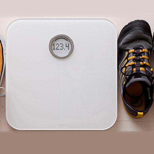 Fitbit FB201W Personenwaage Wifi Aria weiss - 2