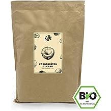 KoRo ● Sucre de fleur de coco bio ● alternative au sucre semoule ● naturel ● sans additif ● non raffiné ● sucre de coco ● noix de coco ● 1 kg