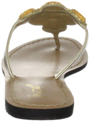 Unze L18823W, Chaussures basses femme Or (L18823W)