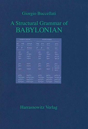 a-structural-grammar-of-babylonian