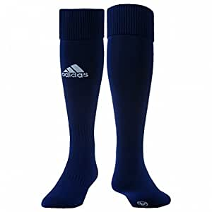 adidas Milano Men's Football Socks Dark Blue blue dark blue Size:37-39