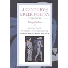 Century of Greek Poetry