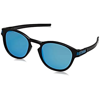 Oakley Latch Sonnenbrille Mattschwarz OO9265-28 53mm MX1OJeug