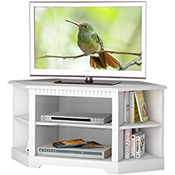 ELIZABETH Eck-Stereobank TV Lowboard TV-Bank: Amazon.de: Elektronik