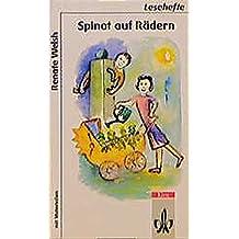 Spinat auf Rädern: ab Klasse 5 (Lesehefte für den Literaturunterricht)