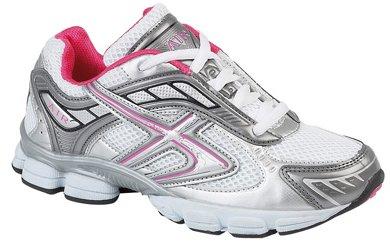 Womens DEK Air Shock Absorbing Running Trainer Shoes Size 3-9 (7)