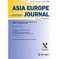Asia Europe Journal [Jahresabo]