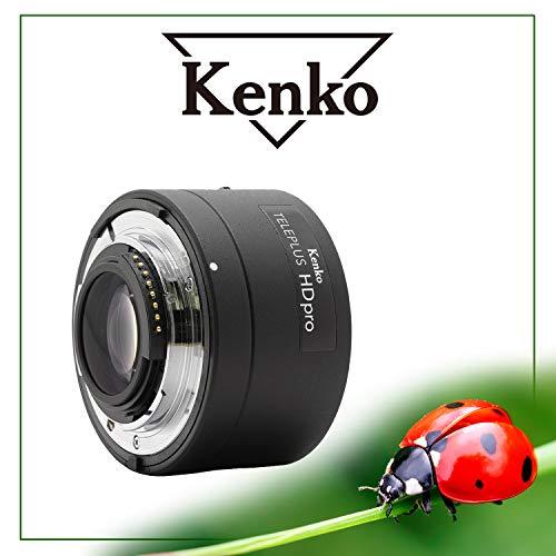 Kenko Teleplus HD pro 2.0X DGX Tele-Konverter für Nikon F Bajonett und Objektive