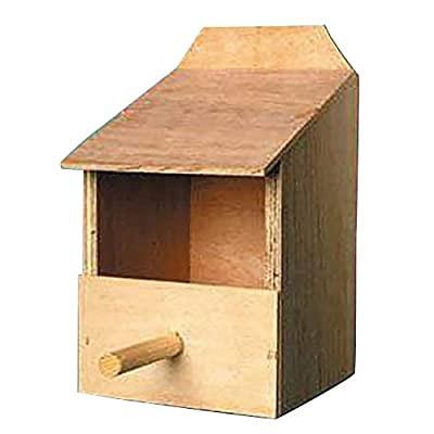 Shillings Finch Nest Box