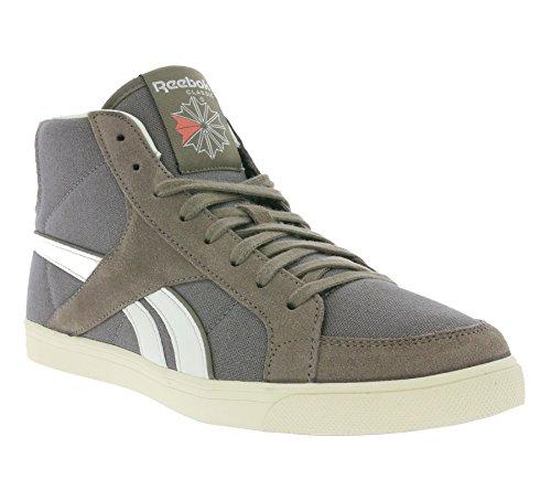 Reebok Reefunk II Desert Vibe Schuhe Damen High Top Turnschuhe Grau M46400 Grau