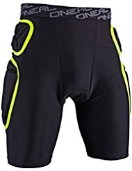 O'Neal Trail Protektoren Hose Short Schwarz MX DH Mountain Bike Freizeit Downhill Freeride, 1288-0
