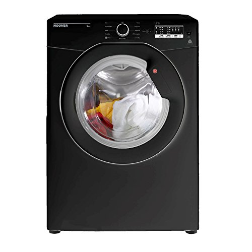 Hoover HLV9DGB Freestanding C Rated Vented Tumble Dryer - Black