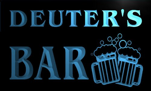 w070949-b-deuter-name-home-bar-pub-beer-mugs-cheers-neon-light-sign