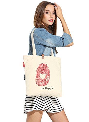 soeach-womens-love-fingerprint-graphic-canvas-tote-shopper-shopping-bag
