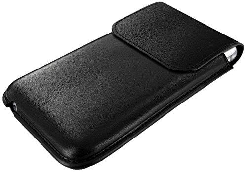 Piel Frama U533-681-Custodia per Apple iPhone 6, colore: nero