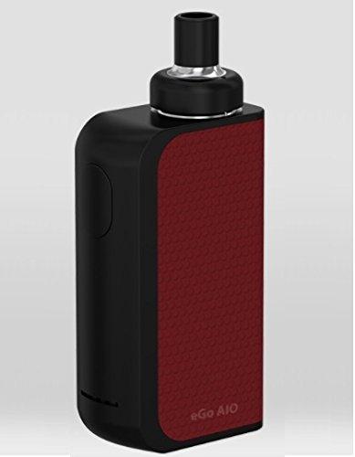 Joyetech - eGo AIO Box (Tout en un) - Noir et Rouge - Produit sans nicotine ni tabac