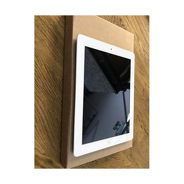 Apple iPad 4 16GB Wi-Fi : White (Renewed) 41O98ZIBEJL