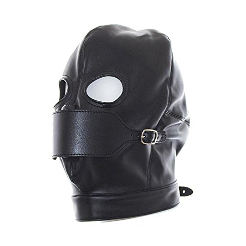 Damen sexy Maskenspiel Karneval Party Ball Gesicht Augenmaske Ball Gag, MJ235Cosy-L