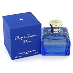 Ralph Lauren Blue By Ralph Lauren Ralph Lauren Blue By Ralph Lauren for Women Eau De Toilette Spray - 4.2 oz