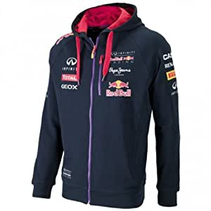 infiniti red bull racing official teamline hoodie sweat. Black Bedroom Furniture Sets. Home Design Ideas