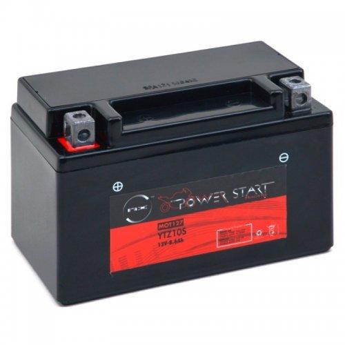 NX - Batteria moto NTZ10S / YTZ10S 12V 8.5Ah